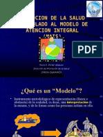 Promocion en El Modelo de Atencion de La Region Cajamarca