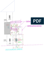 Wicket Door Area Existing Services