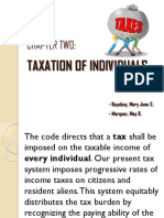 Taxation for Induviduals Part 1