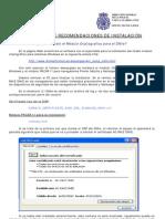 Instalacion CSP Windows