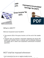 Chapter 4-Mcit, Iaet, Git