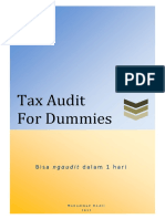 Tax Audit for Dummies