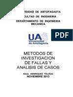 03 Metodos de Investigacion de Fallas