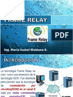 Capitulo 4 Frame Relay