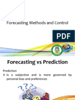 002- Forecasting Methods and Control(1)