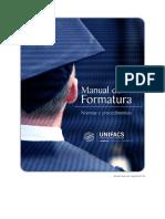 Manual de Formatura 2016