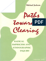 191981874 Jackson 1989 Paths Toward a Clearing PDF