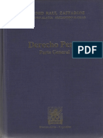Zaffaroni, Eugenio Raul - Derecho Penal Parte General Edic 2002