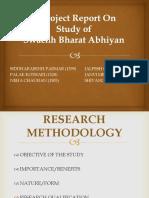 Swachh Bharat Abhiyan(Presentation)