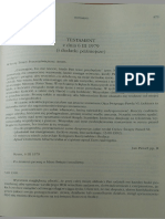 Jan Paweł II - Testament