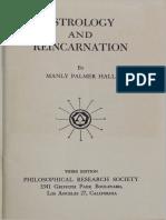 1945 Hall Astrology and Reincarnation