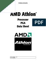 Athlon Sock A