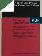 Deppe Frank 1970 Die Neue Arbeiterklasse