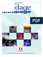 Brochure Securite Soudage