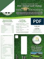 Ferro Foundation Golf Outing