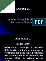 8.- ASFIXIAS