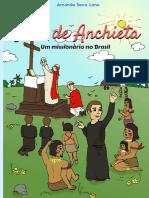 Livro José de Anchieta - história