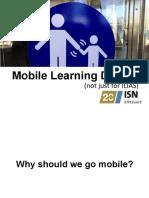 5_Mobile Learning Design