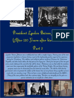President Lyndon Baines Johnson Part 2