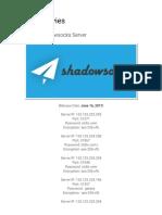 PinoyDubMovies_ 70+ Lifetime Shadowsocks Server