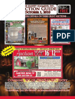 Oct 1st 2010 Auction Guide