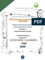 Practicas II Informe