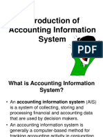 Introduction of Accounting Information System[1]