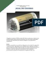 Manual CUTOK Portugues