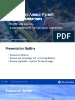Bikeshare Permit Program Presentation