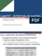 02 - Estrutura de Madeira - Introdução Ao Estudo Das Estruturas de Madeira - Parte 01