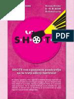 Shots 2018 Program za splet
