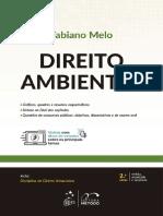Direito Ambiental (2017) - Fabiano Melo.pdf