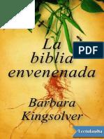 La Biblia Envenenada - Barbara Kingsolver