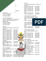 Asian Games - Tiket & Jadwal
