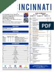 FC Cincinnati match information
