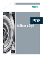 Siemens Motor Depth
