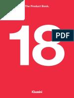 The Product Book 18 - IGuzzini - FR