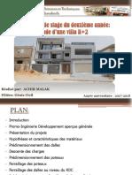 Presentation Du Rapport r+2