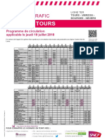 Tours-Vierzon-Bourges-Nevers 19 juillet