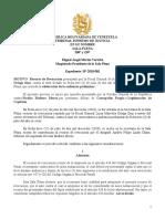 Recurso de Revocación presentado por la Fiscal General de la República Luisa Marvelia Ortega Díaz, contra el auto dictado en fecha tres (3) de julio de dos mil dieciocho (2018) por la Sala Plena, que acuerda la celebración de la audiencia preliminar