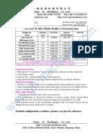 SJ55-45 ABS,PMMA Profile Co-Extrusion Line
