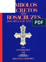 247766164 Livro Simbolos Secretos Dos Rosacruzes