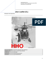 Foca Certificationleafletclhelicopterhoistoperations