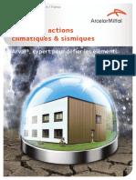 Guide Des Actions Climatiques Et Sismiques