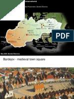 Training-education Center for Improving the Preservation and Better Interpretation of Heritage in Banská Štiavnica - a World Heritage City Presentation