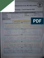 PSICOPATOLOGÍA (1)