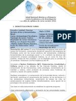 Syllabus Del Curso de Antropología Psicológica