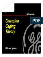 Ge Corrosion g Ageing Theory