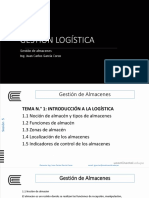 Gestion Logistica - Unidad 3 Sesión 1,2 - Video Clase