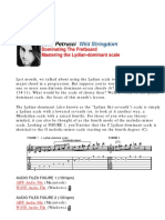 John Petrucci - Guitar Lessons #06